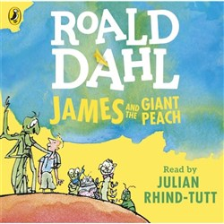 James And The Giant Peach Audiobook 9780141365459
