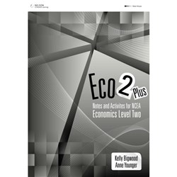 Eco 2 Plus Workbook Level 2 Year 12 9780170215725