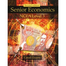 Senior Economics Textbook Level 3 Year 13 9780582548077