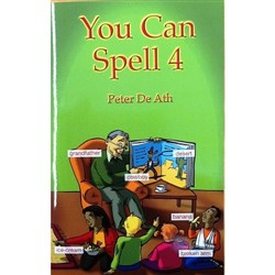 You Can Spell Book 4 9780582543188
