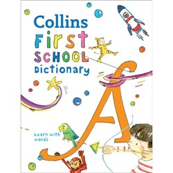 Collins First School Dictionary 9780008206765