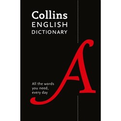 Collins Paperback Dictionary 9780008309435