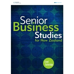 Senior Business Studies Textbook Year 11-12 9780170215732