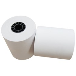 Eftpos Thermal Paper Roll 80x80mm, Carton of 25