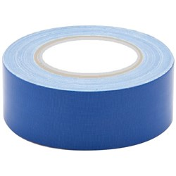S361 Cloth Tape 48mm x 30m Blue, Pack of 18