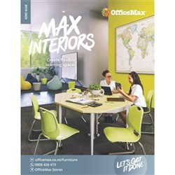 Max Interiors Education Catalogue 2019