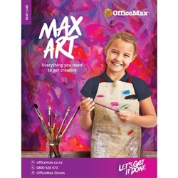 Max Art Catalogue 2017
