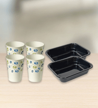 Disposable Cups & Containers